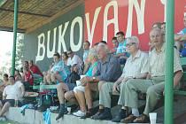 V Bukovanech na Českolipsku se sraz stejnojmenných obcí konal naposledy v roce 2009.