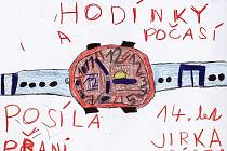 Hodinky si přeje čtrnáctiletý Jirka z Dětského domova v České Lípě.