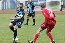 Českolipský Arsenal prohrál na domácím hřišti 2:4.