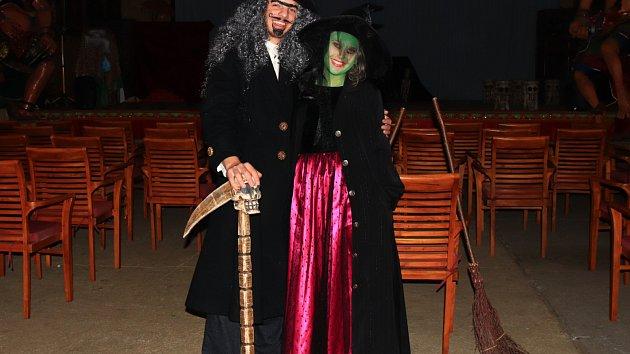 Strašidla na zámku v Horní Libchavě