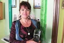Starostka Polevska Martina Rašínová přidává na stěnu obecních úspěchů další vavřín.
