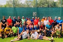 Tennis Family Tour - Čtyřhra muži - Cvikov.