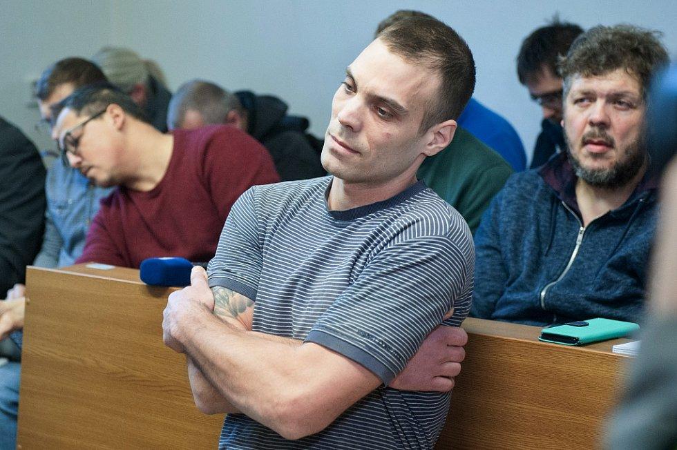 Preparátor Zdeněk Hrozínek