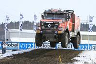 Dakarské kamiony a hvězdy zamíří do Sosnové.