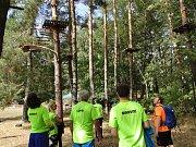Doksy o víkendu už popatnácté hostily EuroHry, na ty letošní dorazilo 124 týmů.