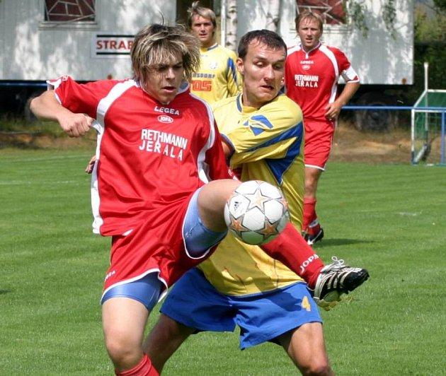Fotbalisté Arsenalu Česká Lípa.