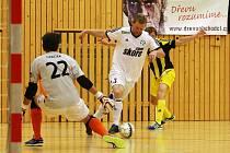 Futsalová 1. liga zve fanoušky na dnešní večer do České Lípy.