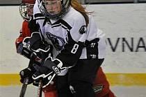 Střeleckou hvězdou turnaje se stala českolipská hokejistka Natálka Hrdá, která vstřelila osm branek.
