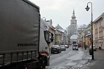 Město Mimoň.