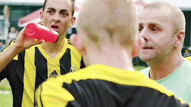 Fotbalistům Stráže pod Ralskem patří po podzimní části v tabulce I. A třídy čtvrté místo.