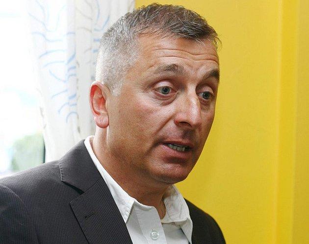 Sportovní ředitel českolipského Arsenalu Roman Hejna.