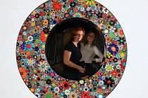 První výstava české současné mozaiky vznikla, aby ukázala krásu, barevnost, světelnost a možnosti mozaiky.