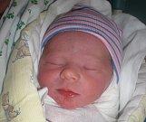 Mamince Pavlíně Mordychové z Doks se ve čtvrtek 18. října narodil syn Štěpán Dejdar. Měřil 49 cm a vážil 3,09 kg.