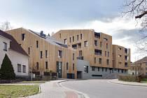 Stavbou roku Libereckého kraje je LakePark Residence, bytový dům Staré Splavy.