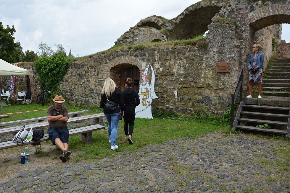 Na Hradu Lipý chystají expozici o dávných časech.