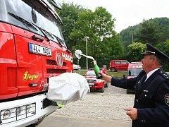 Nejnovějšího člena svého vozového parku přivítali hasiči ze Skalice v červnu.