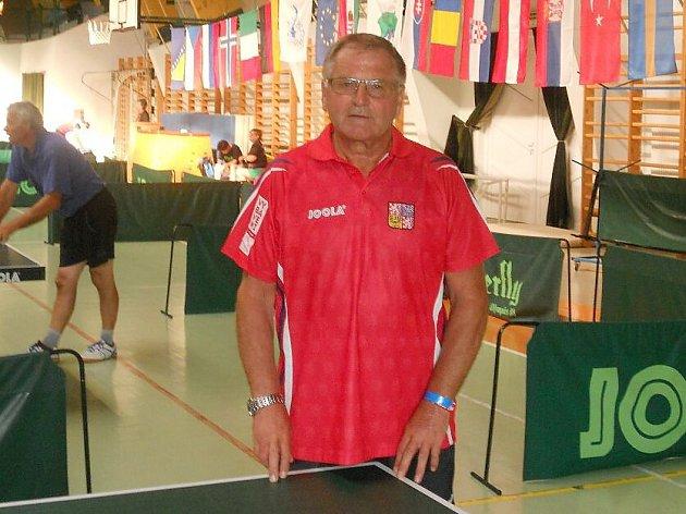 Vítězem turnaje se stal František Just.
