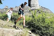 Velké oslavy 750. výročí založení hradu se na Bezdězu budou konat 9. srpna.