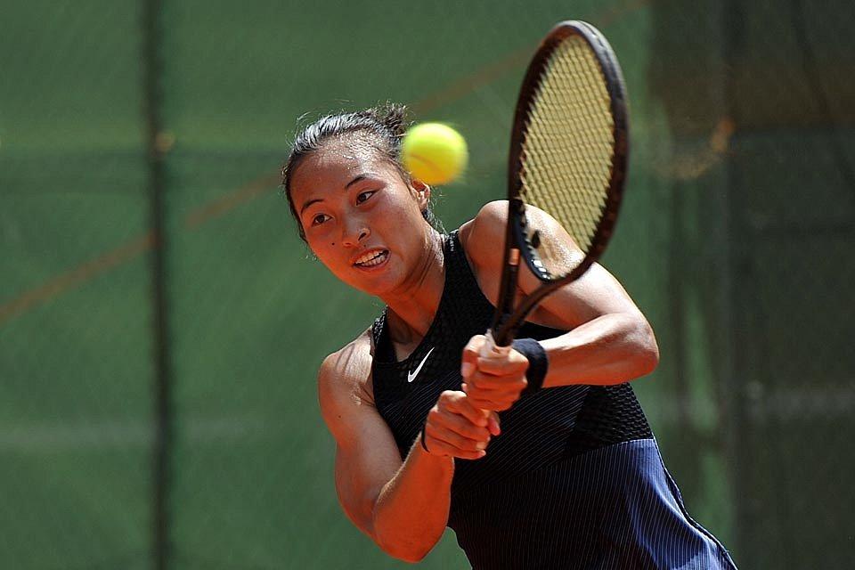 Vítězkou 20. ročníku Macha Lake Open je Číňanka Zheng.