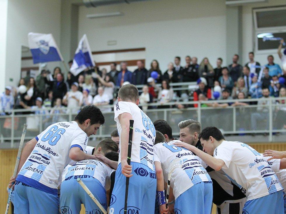 1. zápas: FBC PULLO TRADE Česká Lípa - FBC Start98 7:6.