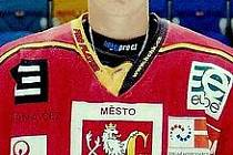 Hokejista Michael Šimončič.