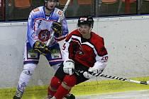 Cennou výhru vybojovali českolipští hokejisté v Roudnici, kde zvítězili 4:1. Už ve středu je čeká v domácím prostředí HC Řisuty.