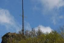 Kříž se rozsvítí už ve středu 23. března.