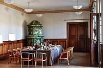 V další fázi by se měly opravovat místnosti sousedící s Rytířským sálem, které budou tvořit velký prohlídkový okruh.