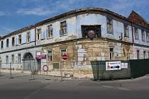 Kounicův dům je dva roky po ničivém požáru ve stále horším stavu.