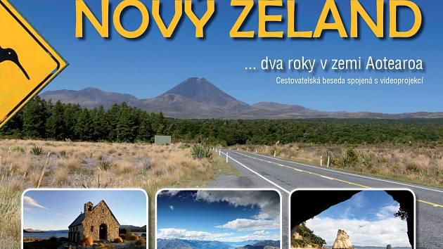 Přednáška: Nový Zéland.