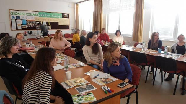 Základní škola 28. října v České Lípě hostila metodické setkání a workshop zaměřený na přípravné třídy na školách Libereckého i Ústeckého kraje.