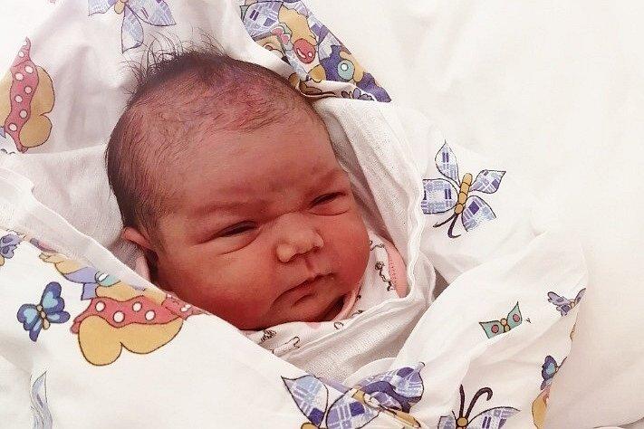 Rodičům Barboře Bisové a Jakubu Fliťarovi z Děčína se ve středu 21. října v 15:56 hodin narodila dcera Viktorie. Měřila 49 cm a vážila 3,90 kg.