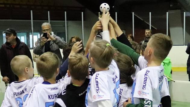 Florbalový turnaj v České Lípě