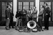 Originální pražský synkopický orchestr vystoupí 2. října v  Kamenickém Šenově.