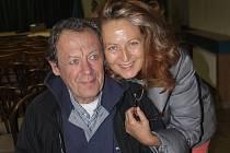 Simona Stašová a Oldřich Vízner jsou stálicemi české kulturní scény.