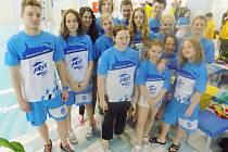 18. ročníku Neratovického poháru a Memoriálu K. Řády se zúčastnilo patnáct plavců z PK Česká Lípa.