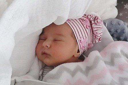 Rodičům Monice Ságnerové a Filipu Stejskalovi z Nového Boru se v sobotu 22. května ve 2:33 hodin narodila dcera Sophie Stejskalová. Měřila 50 cm a vážila 3,33 kg.
