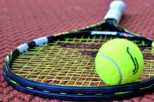 Tenis ilustrační foto