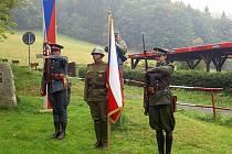 12. vzpomínková slavnost na přechodu Wache.