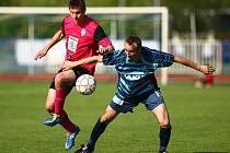Fotbalisté Arsenalu hrají ČFL.