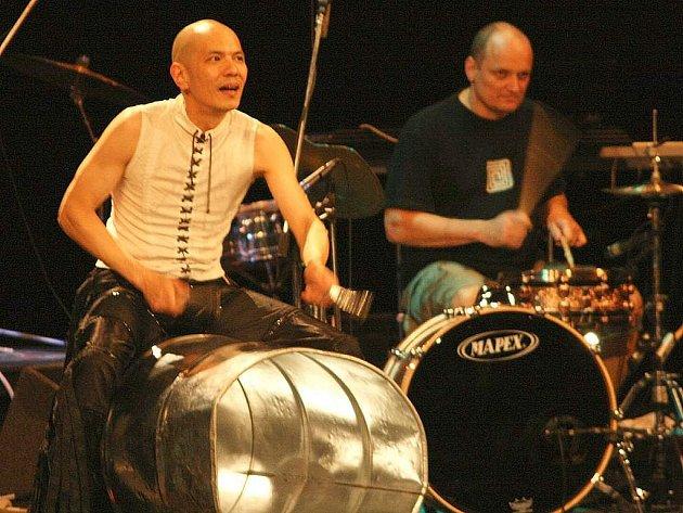 Slet bubeníků zavítá do Nového Boru již po druhé.