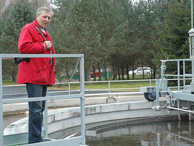Další úpravy kanalizační sítě v Žandově navazují na loňskou rekonstrukci zdejší čistírny odpadních vod.