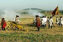 V Kravařích bude k vidění rekonstrukce bitvy mezi pruskou a rakouskou armádou.