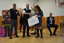 VČeské Lípě čertovský autobus splnil charitativní poslání, výtěžek z jízdného bude věnován Základní škole, Praktické škole a Mateřské škole Česká Lípa.