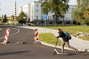 Jako propojení Barvířské a Wedrichovy ulice v centru České Lípy poslouží nová silnice.
