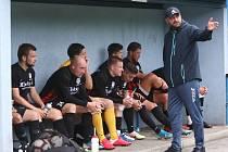 Trenér Arsenalu Michal Slabý