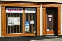 Prodejní místo Opuscard se nachází v Tržní ulici.