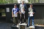 Ve střelbě zrevolveru se stal vítězem Pavel Řehák (Olymp Praha) se 198 body, stejného počtu bodů dosáhl druhý Jaroslav Szekély (AVZO Neratovice) a třetím úspěšným se stal Petr Valenta (ČMSJ Praha).