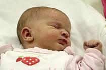 Pouhých jedenáct minut po půlnoci se v českolipské nemocnici narodila Nela Palusková z Jablonného v Podještědí.