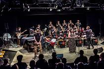 Elmhurst College Jazz Band (USA).